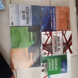 Livros de Engenharia R$55 cada