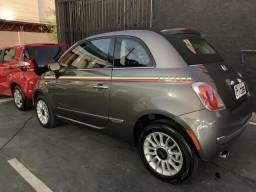 Fiat 500 cabriolet - 2014