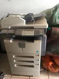 Impressora toshiba studio 167 usada