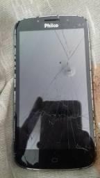 Vendo 2 celular pra retirada de peças