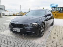 BMW 320i preta impecável - 2018