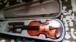 Violino eagle vk644 master serie envelhecido
