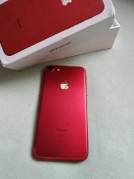 IPhone 7 256 GB vermelho