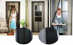 Entrega Grátis * Tela Mosquiteiro Magnética para Porta * 2,10x90cm * Chame no Whats