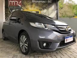 Honda New Fit EX CVT 1.5 - 2017