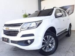 Chevrolet Trailblazer 2.8 Ltz 4x4 16v TB 2017/2018 Branca Blindada - 2018