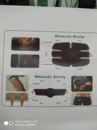 Dispositivo muscular abdominal inteligente