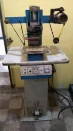 Maquina de Gravação Hot Stamping - Pneumática
