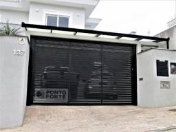 Portão Basculante de Garagem 100% Alumínio (Pró-Kit®) *Modelo intercalado 50mm x 25mm