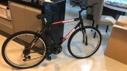 Bicicleta Aro 26 Thunder 18V Preta Nova
