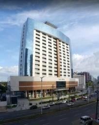 Sala Comercial de 34 m² com Ar Condicionado