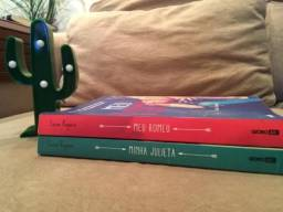 Livros (Meu Romeu/ Minha Julieta)