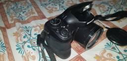 Câmera digital da Sony Cyber Shot Semi Profissional - Semi Nova