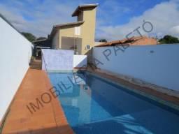 REF 160 Casa com 3 dormitórios, piscina, edícula, Imobiliária Paletó