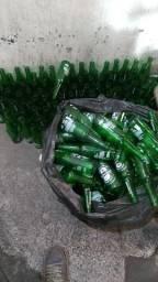 Garrafas Heineken