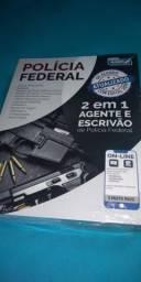 Polícia Federal - 2 em 1 - Agente e Escrivão