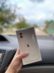 IPhone 11 Branco 128gb LACRADO