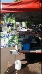 CALDO DE CANA E  COCO VERDE