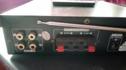 audio power amplificador