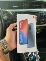 Xiaomi Redmi note 9s 64gb (pronta entrega novo)