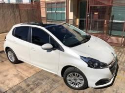 Peugeot 208 Allure 1.2 Flex - 2018