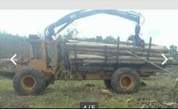 Máquina Grua Florestal Forword Valmet