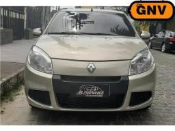 Renault Sandero 1.6 expression 8v flex 4p manual - 2012