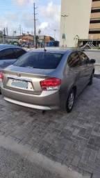 Honda city 2011 novíssimo - 2011