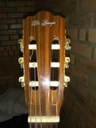 Violão Di Giorgio zerado( elétrico de naylon)