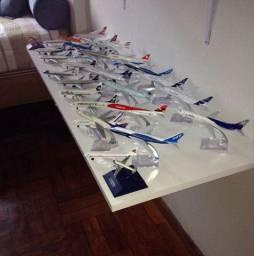 Aviões em miniatura