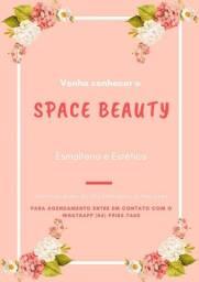 Space Beauty - Esmalteria e Estética