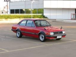 Gm Chevrolet Chevette Turbo Sl 1.6 Vermelho 1986