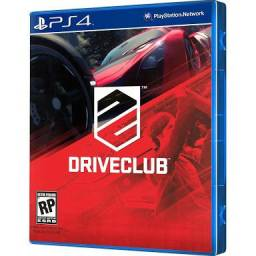 Driveclub mídia fisica