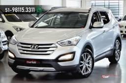 Hyundai Santa Fe 3.3 AWD 270 HP 54 MIL KM MULTIMIDIA 4P
