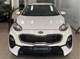 SPORTAGE 2019/2020 2.0 LX 4X2 16V FLEX 4P AUTOMÁTICO