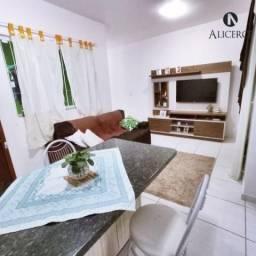 Casa à venda com 2 dormitórios em Forquilhas, São josé cod:2069