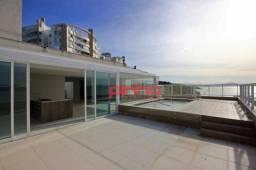 Cobertura com 3 dormitórios (3 suítes) à venda, 260 m² por R$ 3.300.000 - João Paulo - Flo
