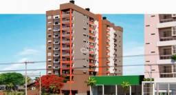 Apartamento de 2 dormitórios com suíte e garagem no bairro Nossa Senhora de Fátima