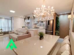 Belíssimo apartamento 100% mobiliado, no Bairro Itoupava Seca!