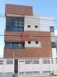 Apartamento à venda com 2 dormitórios em Bancários, João pessoa cod:33050