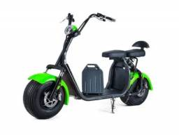 Scooter Eletrica 2000w 20ah Bateria Removivel Moto Patinete