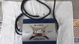 Amplificador de potência automotivo B. Buster BB-1200GL * aceito cartão