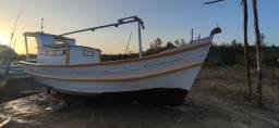 Vendo barco de pesca (leia a descrição)