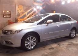 Honda Civic LXL 1.8 Aut - 12/13