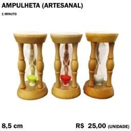 Título do anúncio: Ampulheta Artesanal