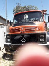 Mercedes Benz 1113 ano 85 completo