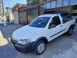 Fiat Strada WORKING 1.4 FLEX ar condicionado e kit gas
