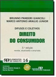 Elementos Do Direito. Direito Do Consumidor - Volume 16
