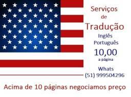 Serviços de Tradução