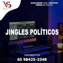 JINGLES POLÍTICOS